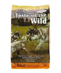 hrana caini taste of the wild high prairie puppy 2 kg pentru caini juniori