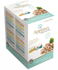 hrana umeda pisici applaws-multipack mixed plicuri in sos