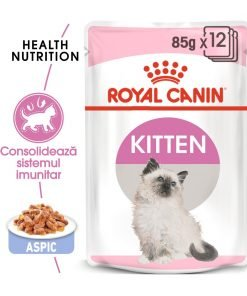 hrana umeda pisici royal canin kitten instinctive jelly