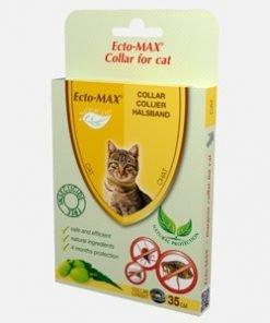 zgarda antiparazitara bio pisici