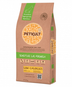 Petkult Sensitive Low Calories fata