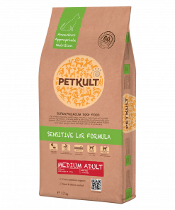 Petkult Sensitive Medium Adult Miel si Orez