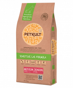 Petkult Sensitive Medium Junior fata