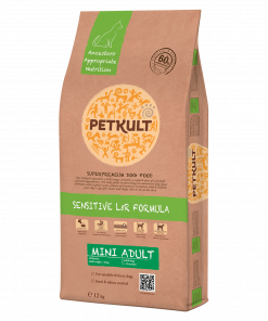 Petkult Sensitive Mini Adult fata