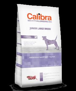 hrana uscata caini Calibra HA Junior Large Breed Miel