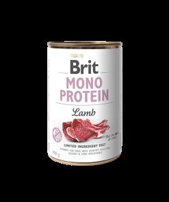 copnserva brit mono protein miel singura sursa de proteine