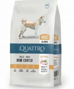 hrana uscata caini Quattro adult all breed pentru caini adulti de toate rasele