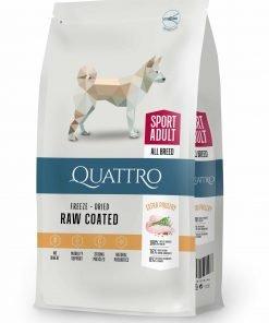 Quattro Sport Adult hrana pentru caini activi de toate rasele