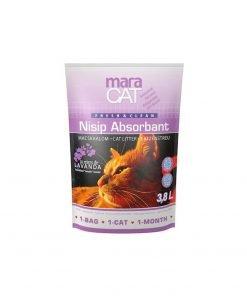 Asternut pisici Maracat Nisip Silicat Lavanda