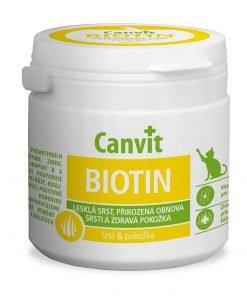 Vitamine pisici Canvit Biotin for Cats