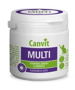 Vitamine si minerale pisici Canvit Multi for Cats
