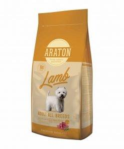 Hrana uscata pentru caini Araton Dog Adult Lamb