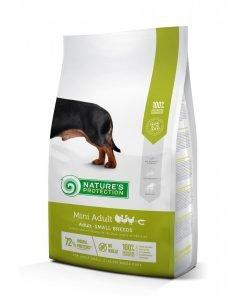 Hrana uscata caini Natures Protection Dog Mini Adult