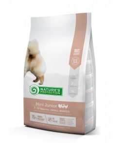 Hrana uscata caini Natures Protection Dog Mini Junior