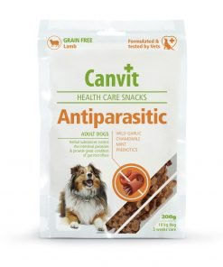 Recompensa caini Canvit Health Care Snack Anti-Parasitic