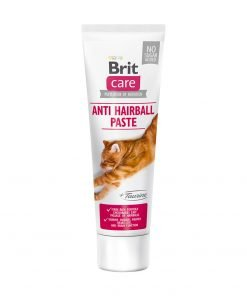 Brit Care Cat Paste Anti Hairball with Taurine