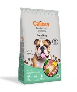 hrana uscata calibra sensitive pentru caini