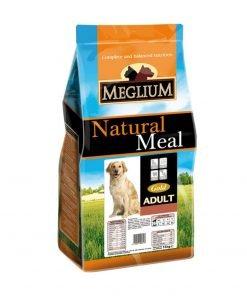 hrana uscata caini meglium dog adult gold